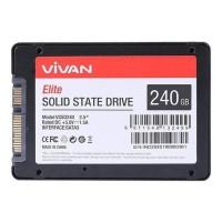 VIVAN SSD Hardisk/Harddisk Eksternal/External Portable 240GB (550MB/S)