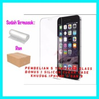Tempered Glass Iphone 6/6plus 6S/6S plus 7/7plus 8/8Plus