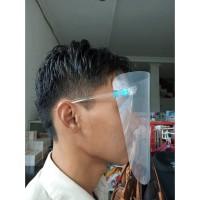 Face shield kacamata Nagita - Star Farm