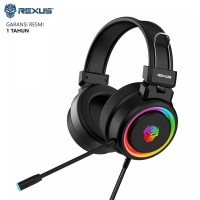 Headset Gaming Rexus Vonix F30 LED RGB Spectrum