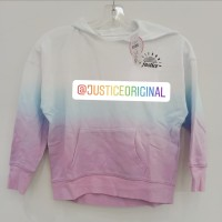 Sweater Hoodie Anak Perempuan Justice Original