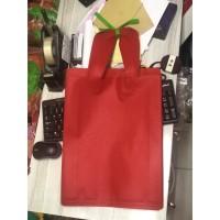 (30x40) HLS Goodie bag Tas kain spunbond / handle lipat samping