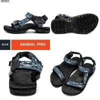 sendal gunung eiger Lightspeed Crossbar strap blue / sandal eiger ori