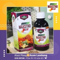 Madu Maxstro | Obat Maag & Asam Lambung Kronis Setara Zestmag