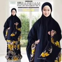 Mukena Khadijah model TERBARU ORIGINA Indah Bali Motif Pilihan