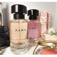 sepasang zara rose dan zara black 50ml non box