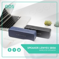 SPEAKER BLUETOOTH LENYES S806 WATERPROOF IP67 WITH VOICE ASSISTENT