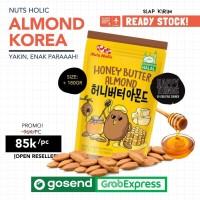 Kacang Almond Honey Butter Almond 180gr (Ready Stock)