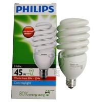 LAMPU PHILIPS HELIX 45 WATT LAMPU HEMAT ENERGI 45 WATT