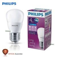 LAMPU PHILIPS LED BULB 4 WATT LAMPU HEMAT ENERGI 4 WATT