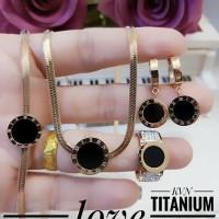 titanium set perhiasan c719