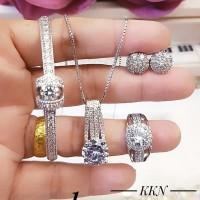 xuping set perhiasan lapis emas c726