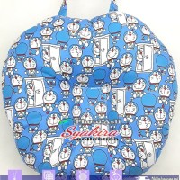 sofa Bayi motif Doraemon