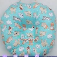 sofa Bayi motif kucing