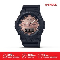 Casio G-Shock Jam Tangan Digital Analog Pria GA-800MMC-1ADR Black Ori