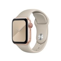 Tali Jam Strap Apple Watch Sport Silicone Rubber Band Size 42mm 44mm
