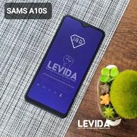 TEMPERED GLASS SAMSUNG A10S ANTI BLUE ANTI RADIASI TG FULL LEM
