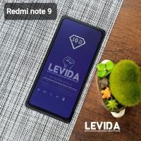 TEMPERED GLASS REDMI NOTE 9 ANTI BLUE ANTI RADIASI TG FULL LEM
