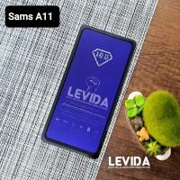 TEMPERED GLASS SAMSUNG A11 ANTI BLUE ANTI RADIASI TG FULL LEM A11