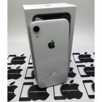 iphone xr 64gb white second fullset mulus ex inter