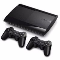 Ps3 Playstation 3 Super Slim Asli Sony + Hdd 500gb/320gb/250gb/160gb - SATU ENAM PULUH