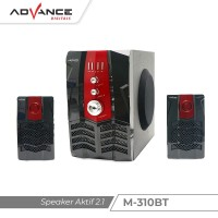 Advance Speaker M310BT / Speaker Active / Garansi advance 1 tahun