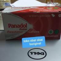 panadol merah extra /box