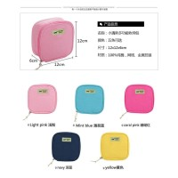 Cosmetic Pouch Cable Pouch Tas Kosmetik Charger Dompet Serbaguna