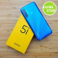 Realme 5i 4/64 GB Garansi Resmi
