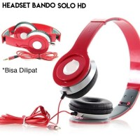 (FJ010) HEADPHONE JBL SOLO HD / HEADSHET JBL MODEL SOLO HD with MIC