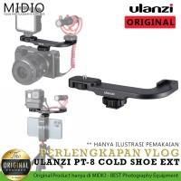 Ulanzi PT-8 Hot Shoe Microphone Extension Mount Vlog Camera