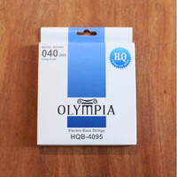Olympia HQB 4095 / HQB-4095 Nickel Wound Electric Bass Strings