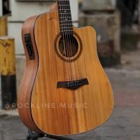 Gitar Akustik Elektrik Camwood Bandung