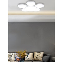 Lampu 5 Daun Lipat / Bohlam Lampu LED E27 60W