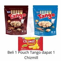 Tango Wafer Pouch 115 gram Vanilla & Coklat