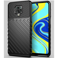 Casing Rugged Anti Crack Shockproof Case Redmi Note 9 Pro