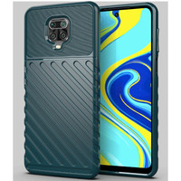 Case Rugged Anti Crack Shockproof Casing Redmi Note 9 Pro