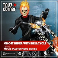 Hot Toys MMS-133 / MMS133 Ghost Rider (With Hellcycle)