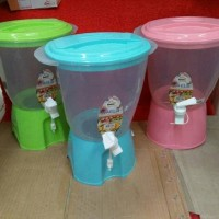 Kaela Dispenser Air Dispenser Hommy size 4,2 Liter Wadah Air Minum
