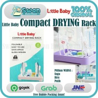 Little Baby Drying Rack Tanpa COVER / Pengering Botol Compact