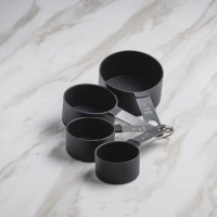 Stainless Steel Kitchen Measuring Cup Set