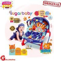Bouncer Sugar Baby 10 in 1 Wodden Folks