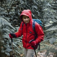 Jaket Gunung / Jaket Makalu Scandium GTX Mens Waterproof Best Seller
