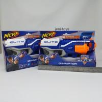 tembakan nerf gun elite N-strike disruptor ori hasbro