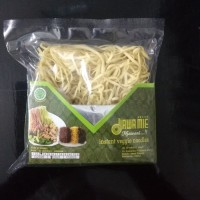 Jawa mie, mie mocaf low gluten no msg paketan 9 (1kg) blh pilih rasa.