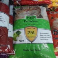 Promo Gojeg Pasir Kucing Join 25 Liter / Pasir Kucing Paket 3 Karung