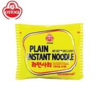 Ottogi Plain Instant Noodle / Ramyun Tanpa Bumbu untuk Topoki