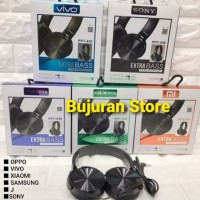 Handsfree / Headset / Earphone/ Bando PPT-450 EXTRA BASS XIAOMI J OPPO