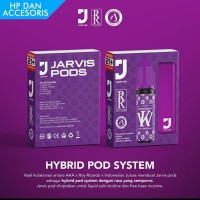 JARVIS HYBRID POD KIT BY INDONESIAN JUICES X ROY RICARDO AUTHENTIC
