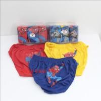 Bahan Adem Celana Dalam Anak Laki-laki Karakter Superhero Bahan Halus